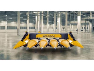 Кукурузная жатка EMT-6 Elibol (аналог Fantini) 6-рядная